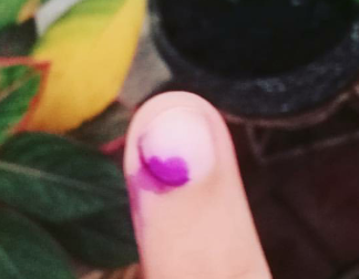 Vote in the Barangay Elections