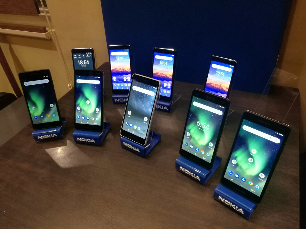Davao's First Love, Nokia, and its New Android Gems